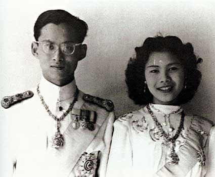 Bhumbol_and_Sirikit