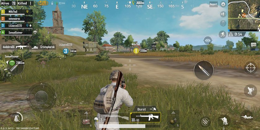 pubg mobile vn play store